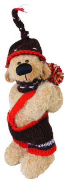 Makana by Clemens Bears, Germany. Limited Edition. 55.063.023. Free UK Postage.